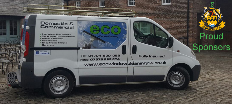 ECO Window Cleaning Southport